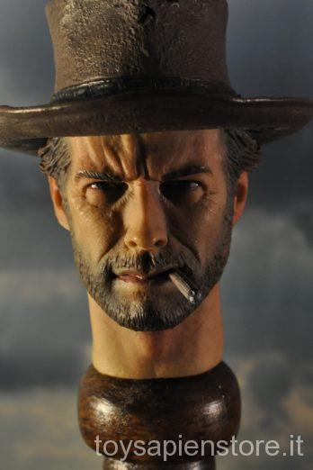 "HEAD-SCULPT JOE IL BIONDO ""IL BUONO"" CLINT EASTWOOD 26"