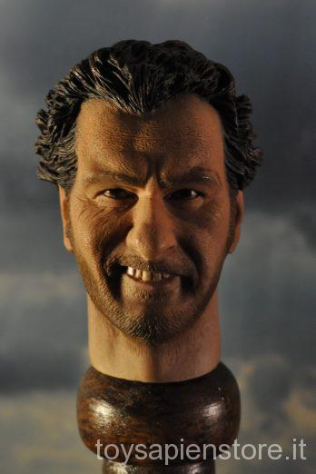 "HEAD-SCULPT JOE IL BIONDO ""IL BUONO"" CLINT EASTWOOD 27"
