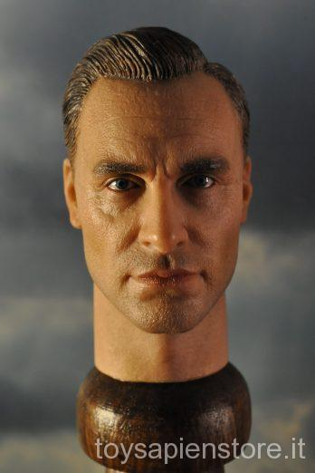 "HEAD-SCULPT JOE IL BIONDO ""IL BUONO"" CLINT EASTWOOD 37"