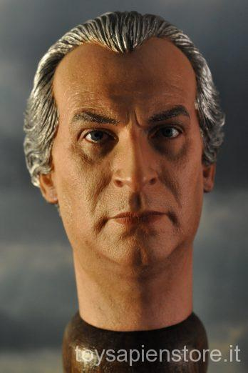 "HEAD-SCULPT JOE IL BIONDO ""IL BUONO"" CLINT EASTWOOD 53"