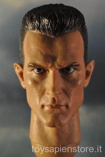 "HEAD-SCULPT JOE IL BIONDO ""IL BUONO"" CLINT EASTWOOD 60"