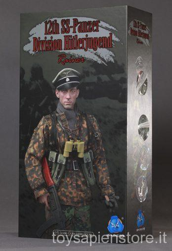 "DID N°1/099 WWII 12TH SS-PANZER DIVISION ""HITLERJUGEN"" (SOLD OUT) (Copy) 1"