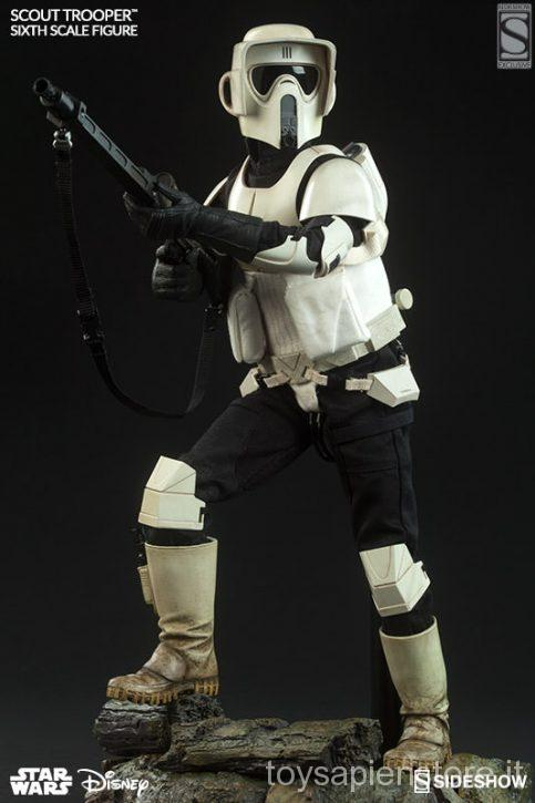 STAR WARS SCOUT TROOPER SIDESHOW 2